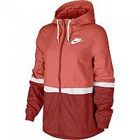 [해외]나이키 Sportswear Woven Light Red Wood / Cedar / White / White