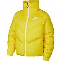 [해외]나이키 Sportswear Down Fill Chrome Yellow / White