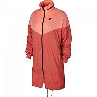 [해외]나이키 Sportswear Windrunner Trench Light Red Wood / Sunblush / Black