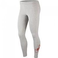 [해외]나이키 Sportswear Glitter Dark Grey Heather / Team Red