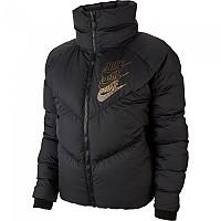 [해외]나이키 Sportswear Down Fill Shine Black / Black / Metallic Gold