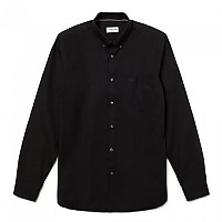 [해외]라코스테 Regular Fit Cotton Mini Pique Black