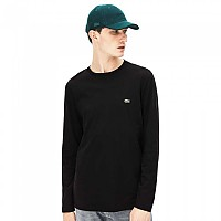 [해외]라코스테 Crew Neck Pima Cotton Jersey Black