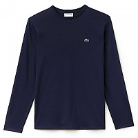 [해외]라코스테 Crew Neck Pima Cotton Jersey Navy Blue