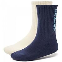 [해외]오클리 APPAREL Vertical 2 Pairs Foggy Blue