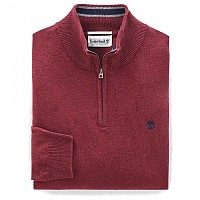 [해외]팀버랜드 Cohas Brook Merino Half Zip Sweater Syrah