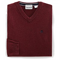 [해외]팀버랜드 Cohas Brook Merino V-Neck Sweater Syrah