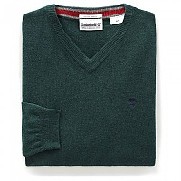 [해외]팀버랜드 Cohas Brook Merino V-Neck Sweater Forest Biome