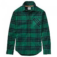 [해외]팀버랜드 Regular Back River Heavy Flannel Check Forest Biome YD