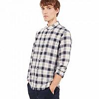 [해외]팀버랜드 Mill River Eclectic Stripes/Checks Cotton Linen Slim Dark Sapphire YD