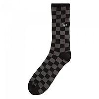[해외]반스 Checkerboard Crew II Black / Charcoal