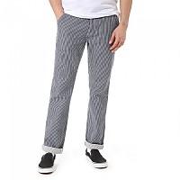 [해외]반스 Crowbar Pants Regular Dress Blues Hickory Stripe