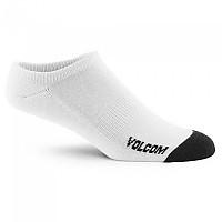 [해외]볼컴 Stone Ankle 3 Pack White