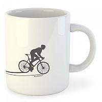 [해외]KRUSKIS Bike Shadow White