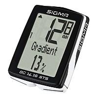 [해외]시그마 BC 14.16 STS CAD Altimeter Black / White