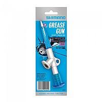 [해외]시마노 Grease Gun White / Blue