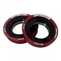 [해외]FSA Bearings 세라믹 BB86 Black / Red