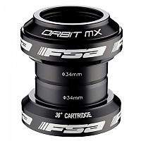 [해외]FSA Orbit MX 1 1/8 Inches Black