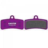 [해외]GALFER E-Bike Brake Pad Shimano Saint-Zee Purple