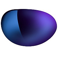 [해외]스피욱 Jifter Sparelens Mirror Blue