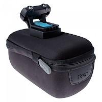[해외]TACX Medium Seatpost Bag Black
