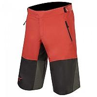 [해외]알파인스타 Shorts Tahoe WP Red / Black / Dark Grey