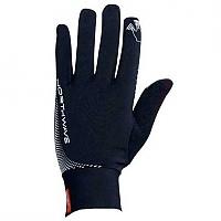 [해외]노스웨이브 Contact Touch Long Mid Season Gloves Black Black