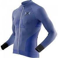 [해외]엑스 바이오닉 Race Evo L/S Marina Blue / Anthracite
