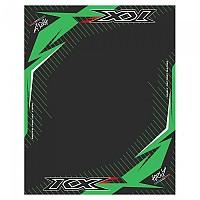 [해외]HURLY Mat KXF 80x100 cm Black / Green
