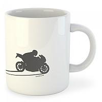 [해외]KRUSKIS Motorbike Shadow 137332901 White