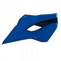 [해외]RTECH Radiator Shrouds Husqvarna FC/FE/TC/TE Blue / Black