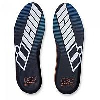 [해외]ICON D3O Comfort Insoles Orange / Black