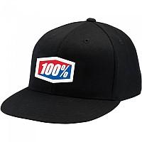 [해외]100PERCENT MOTO Official J Fit Black