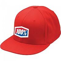 [해외]100PERCENT MOTO Official J Fit Red