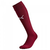[해외]푸마 Team II Socks Burgundy / White