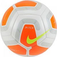 [해외]나이키 Premier League Pitch 19/20 White / Total Orange / Grey / Volt