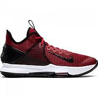 [해외]나이키 Lebron Witness IV Black / Gym Red / University Red