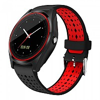 [해외]MUVIT iO Sport SIM Black / Red