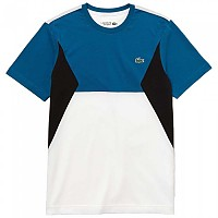 [해외]라코스테 Sport Ultra Light Colorblock Cotton Illumination / White / Black
