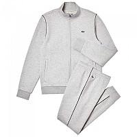 [해외]라코스테 Sport Piped Fleece Silver Chine / Black