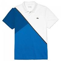 [해외]라코스테 Sport Colorblock Ultra Light Cotton White / Sumatra