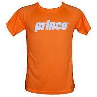 [해외]PRINCE Training Logo Orange / White