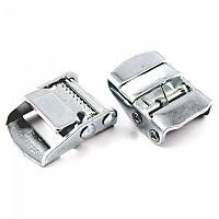 [해외]PERUZZO Closure 스트랩 Padova/Milano 2 Units Silver