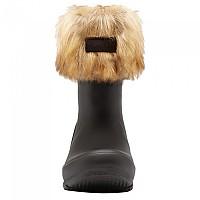 [해외]HUNTER 오리지날 Faux Fur Cuff Boot Tawny