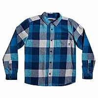 [해외]퀵실버 Motherfly Flannel Youth Crystal Teal Motherfly