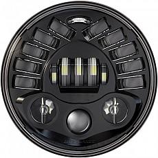 [해외]JW SPEAKER 8790 Led Headlight 7´´ Black