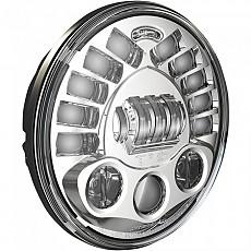 [해외]JW SPEAKER 8791 Led Headlight 7´´ Chrome
