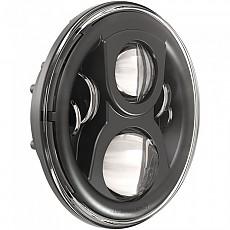 [해외]JW SPEAKER 8700 Headlight Led 듀얼 Burn EVO 2 PRO 7´´ Black