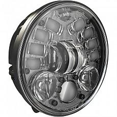 [해외]JW SPEAKER 8691 Adaptive 2 Led Headlight 5.75´´ Black