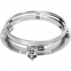[해외]JW SPEAKER 8700/8710/8720/8790 시리즈 Mounting Ring Kit 7´´ Headlight Silver